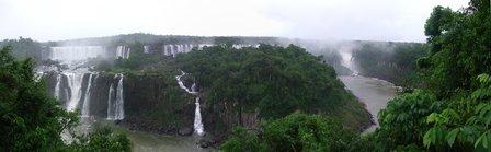 Iguazu, panorama