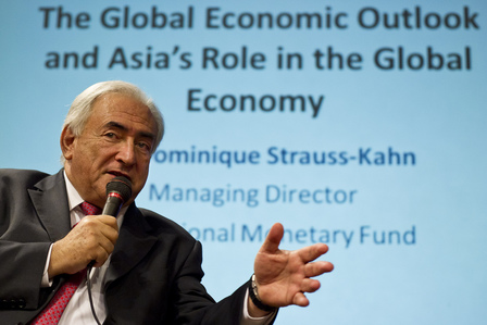DSK by International Monetary Fund http://www.flickr.com/photos/imfphoto/5407820588/