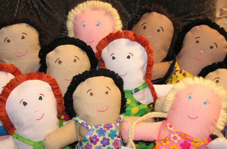 doll faces by normanack (c) http://www.flickr.com/photos/29278394@N00/302834037/