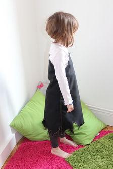 Robe de sorcière minute