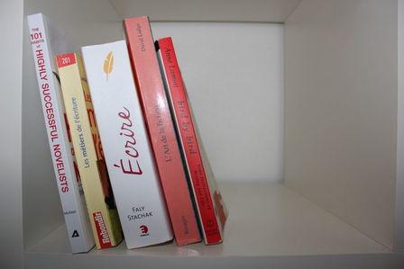 Livres sur l'écriture
