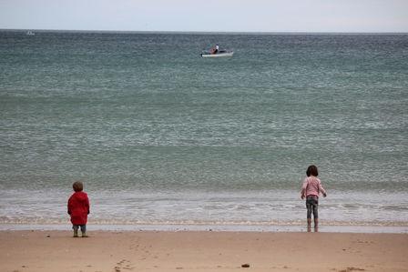 L'amour, la mer, les enfants