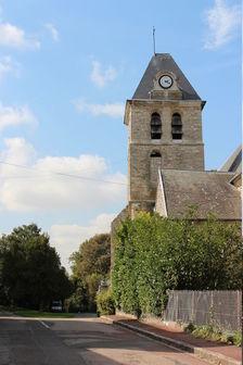 Église de Davron